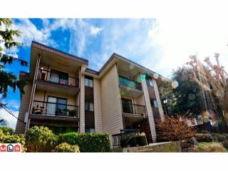 """Photo 1: 220 1442 BLACKWOOD Street: White Rock Condo for sale in """"Blackwood Manor"""" (South Surrey White Rock)  : MLS®# F1106343"""
