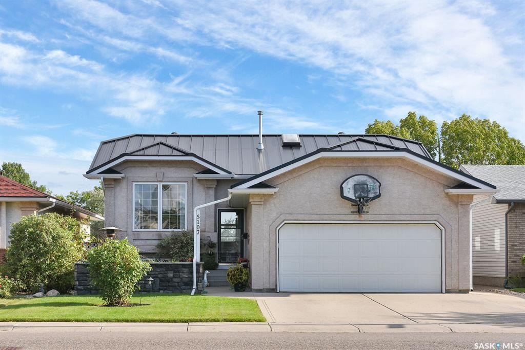 Main Photo: 5107 Staff Crescent in Regina: Lakeridge RG Residential for sale : MLS®# SK867735