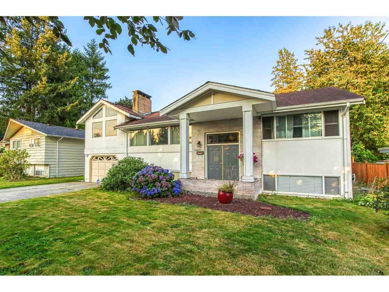 Main Photo: 11522 RIVER WYND in : Southwest Maple Ridge House for sale : MLS®# R2496194
