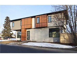 Photo 2: 3360 23 Avenue SW in CALGARY: Killarney_Glengarry Residential Attached for sale (Calgary)  : MLS®# C3597057