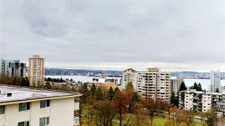 "Photo 30: 901 160 W KEITH Road in North Vancouver: Central Lonsdale Condo for sale in ""VICTORIA PARK WEST"" : MLS®# R2553540"