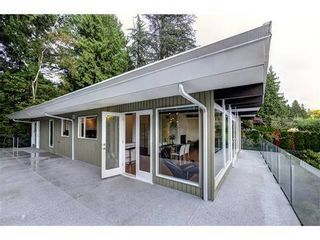 Photo 4: 4138 BURKEHILL Road in West Vancouver: Home for sale : MLS®# V1030215