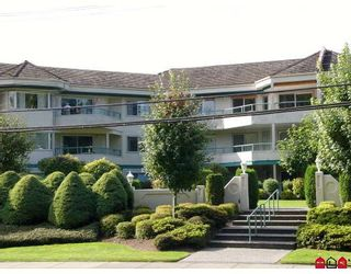 "Photo 1: 307 2451 GLADWIN Road in Abbotsford: Abbotsford West Condo for sale in ""CENTENNIAL COURT"" : MLS®# F2828490"