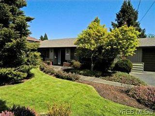 Photo 1: 4453 Casa Linda Dr in VICTORIA: SW Royal Oak House for sale (Saanich West)  : MLS®# 571417