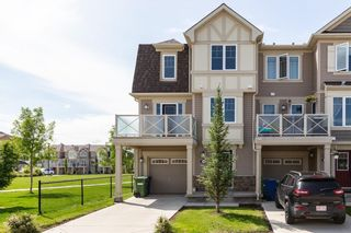 Photo 1: 145 WINDSTONE Avenue SW: Airdrie Row/Townhouse for sale : MLS®# C4260990