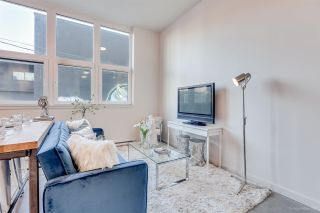 """Photo 9: 205 150 E CORDOVA Street in Vancouver: Downtown VE Condo for sale in """"INGASTOWN"""" (Vancouver East)  : MLS®# R2242692"""