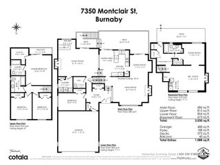 Photo 40: 7350 MONTCLAIR Street in Burnaby: Montecito House for sale (Burnaby North)  : MLS®# R2559744