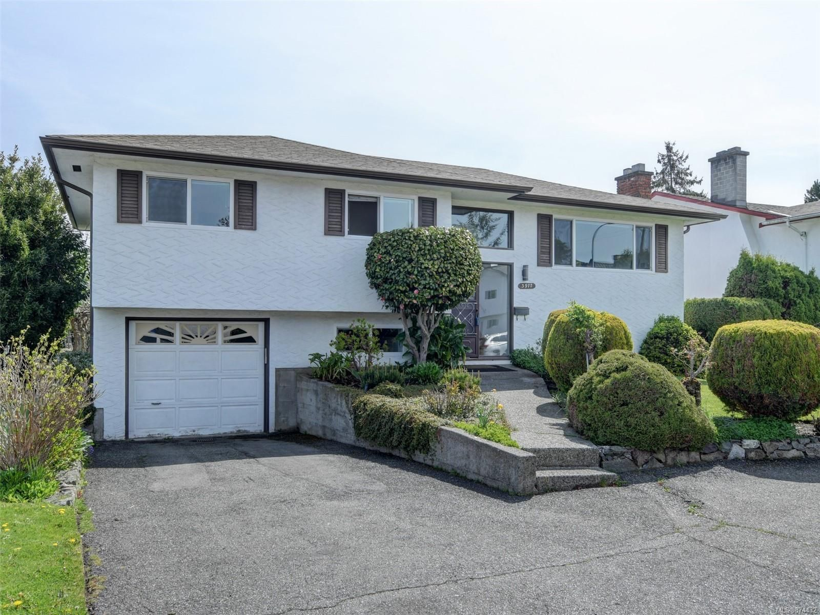 Main Photo: 3977 Birchwood St in : SE Lambrick Park House for sale (Saanich East)  : MLS®# 874432