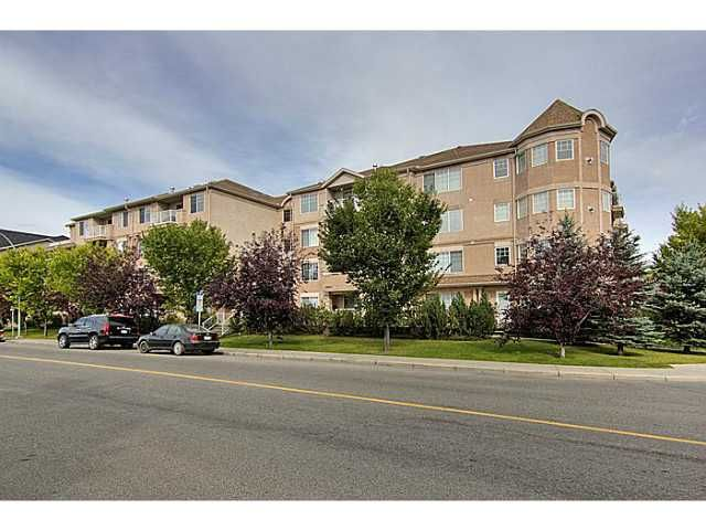 Main Photo: 103 15320 BANNISTER Road SE in CALGARY: Midnapore Condo for sale (Calgary)  : MLS®# C3587093