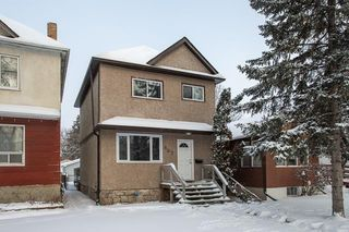 Photo 1: 607 Jubilee Avenue in Winnipeg: Fort Rouge Residential for sale (1A)  : MLS®# 1932844
