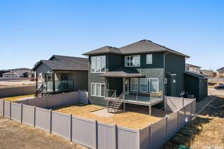 Photo 48: 4527 Chuka Drive in Regina: The Creeks Residential for sale : MLS®# SK851102