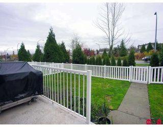"Photo 10: 21 20788 87TH Avenue in Langley: Walnut Grove Townhouse for sale in ""KENSINGTON VILLAGE"" : MLS®# F2830864"