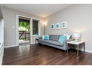 """Photo 12: 107 5885 IRMIN Street in Burnaby: Metrotown Condo for sale in """"MACPHERSON WALK"""" (Burnaby South)  : MLS®# V1133409"""