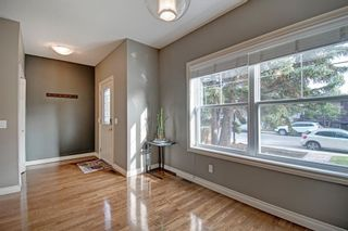 Photo 3: 4607 19 Avenue NW in Calgary: Montgomery Semi Detached for sale : MLS®# A1094225