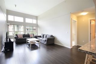 """Photo 3: 413 3156 DAYANEE SPRINGS Boulevard in Coquitlam: Westwood Plateau Condo for sale in """"TAMARACK BY POLYGON"""" : MLS®# R2091933"""