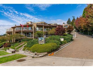 """Photo 1: 102 15025 VICTORIA Avenue: White Rock Condo for sale in """"Victoria Terrace"""" (South Surrey White Rock)  : MLS®# R2593773"""