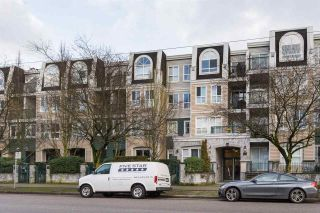 """Photo 2: 211 3278 HEATHER Street in Vancouver: Cambie Condo for sale in """"HEATHERSTONE"""" (Vancouver West)  : MLS®# R2030479"""