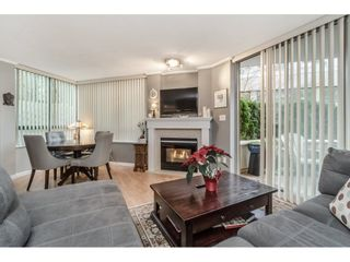 "Photo 4: 103 1199 EASTWOOD Street in Coquitlam: North Coquitlam Condo for sale in ""THE SELKIRK"" : MLS®# R2231418"