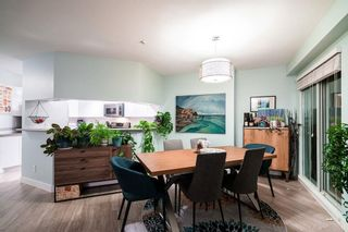 """Photo 16: 407 8420 JELLICOE Street in Vancouver: South Marine Condo for sale in """"THE BOARDWALK"""" (Vancouver East)  : MLS®# R2618056"""