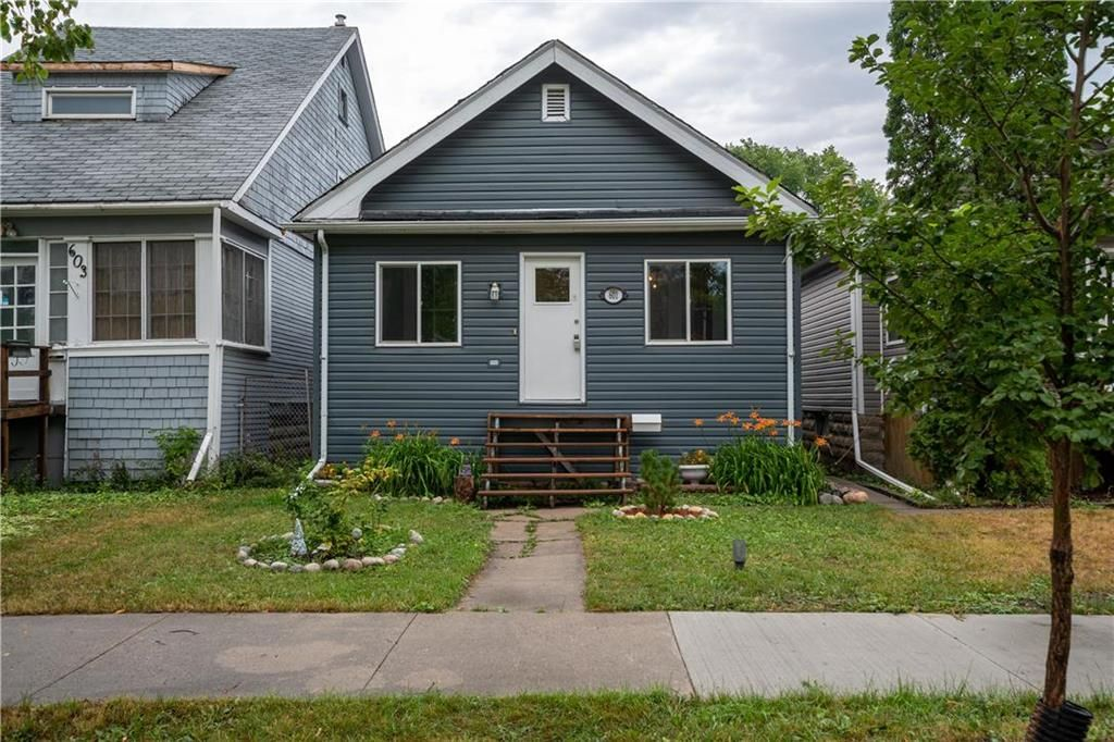 Main Photo: 601 Rosedale Avenue in Winnipeg: Fort Rouge Residential for sale (1Aw)  : MLS®# 202119979