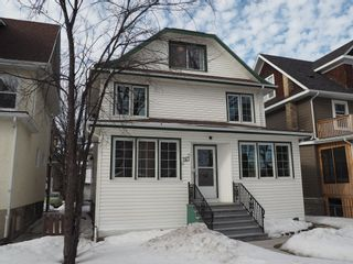 Photo 1: 767 McMillan Avenue in Winnipeg: Fort Rouge / Crescentwood / Riverview Single Family Detached for sale (Central Winnipeg)  : MLS®# 1605637