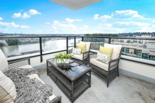 """Photo 29: 1705 1 RENAISSANCE Square in New Westminster: Quay Condo for sale in """"The Q"""" : MLS®# R2623606"""