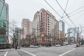 Photo 15: 1009 819 HAMILTON Street in Vancouver: Downtown VW Condo for sale (Vancouver West)  : MLS®# R2541998