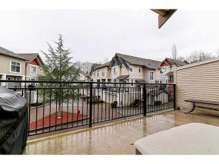 """Photo 18: 21 20120 68TH Avenue in Langley: Willoughby Heights Townhouse for sale in """"THE OAKS"""" : MLS®# F1430505"""