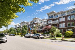 "Photo 1: 419 4280 MONCTON Street in Richmond: Steveston South Condo for sale in ""THE VILLAGE AT IMPERIAL LANDING"" : MLS®# R2193580"