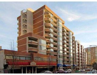 """Photo 10: 408 1330 HORNBY Street in Vancouver: Downtown VW Condo for sale in """"HORNBY COURT"""" (Vancouver West)  : MLS®# V692438"""