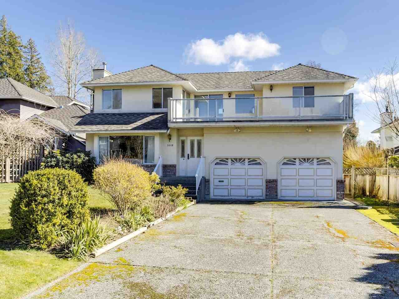 Main Photo: 1440 134A Street in Surrey: Crescent Bch Ocean Pk. House for sale (South Surrey White Rock)  : MLS®# R2552368