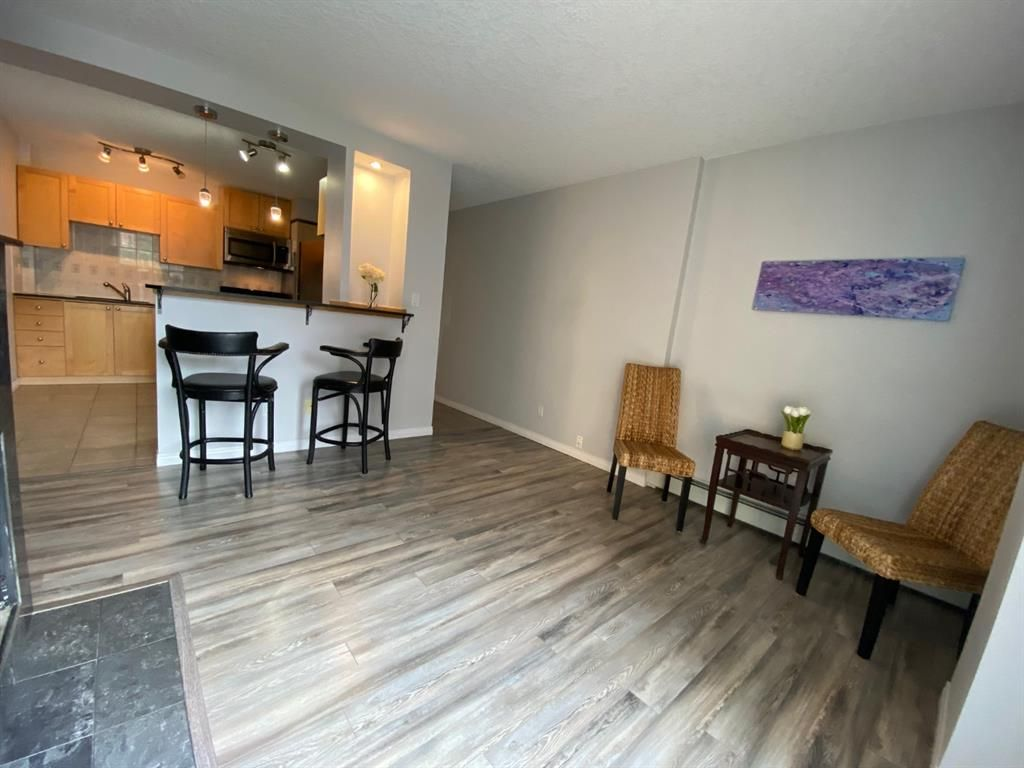 Main Photo: 404 823 19 Avenue SW in Calgary: Lower Mount Royal Apartment for sale : MLS®# A1129212