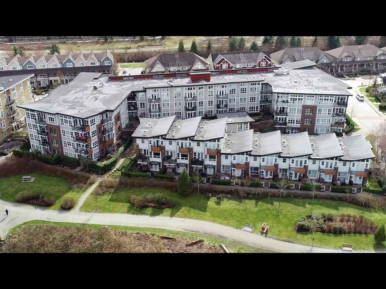 """Photo 23: Photos: 309 23215 BILLY BROWN Road in Langley: Fort Langley Condo for sale in """"WATERFRONT at Bedford Landing"""" : MLS®# R2472976"""