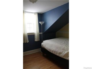 Photo 13: 460 De La Morenie Street in WINNIPEG: St Boniface Residential for sale (South East Winnipeg)  : MLS®# 1603203