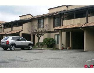 """Photo 2: 22 2962 NELSON Place in Abbotsford: Central Abbotsford Townhouse for sale in """"WILLBAND CREEK"""" : MLS®# F2905982"""