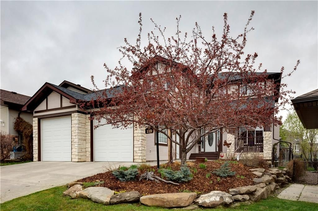 Main Photo: 119 Sheep River Green: Okotoks Detached for sale : MLS®# C4297007