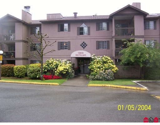 """Main Photo: 2111 13819 100TH Avenue in Surrey: Whalley Condo for sale in """"CARRIAGE LANE"""" (North Surrey)  : MLS®# F2814951"""