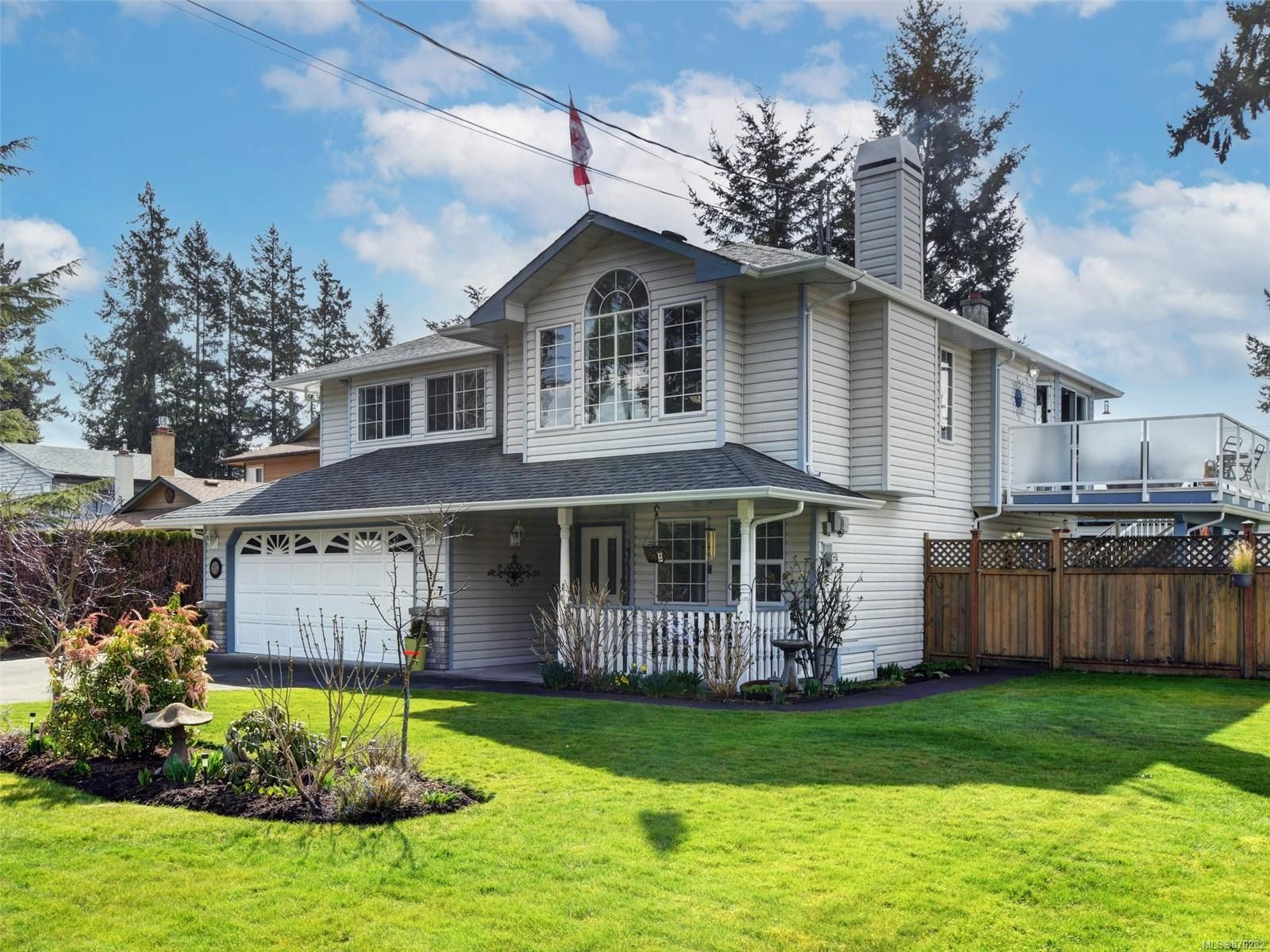 Main Photo: 617 Evans Dr in : Co Hatley Park House for sale (Colwood)  : MLS®# 870282