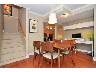 Photo 6: 29 638 W 6TH Avenue in Vancouver: Fairview VW Townhouse for sale (Vancouver West)  : MLS®# V1039662