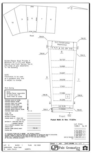 Photo 1: 6020 30 Street: Rural Leduc County Rural Land/Vacant Lot for sale : MLS®# E4233035