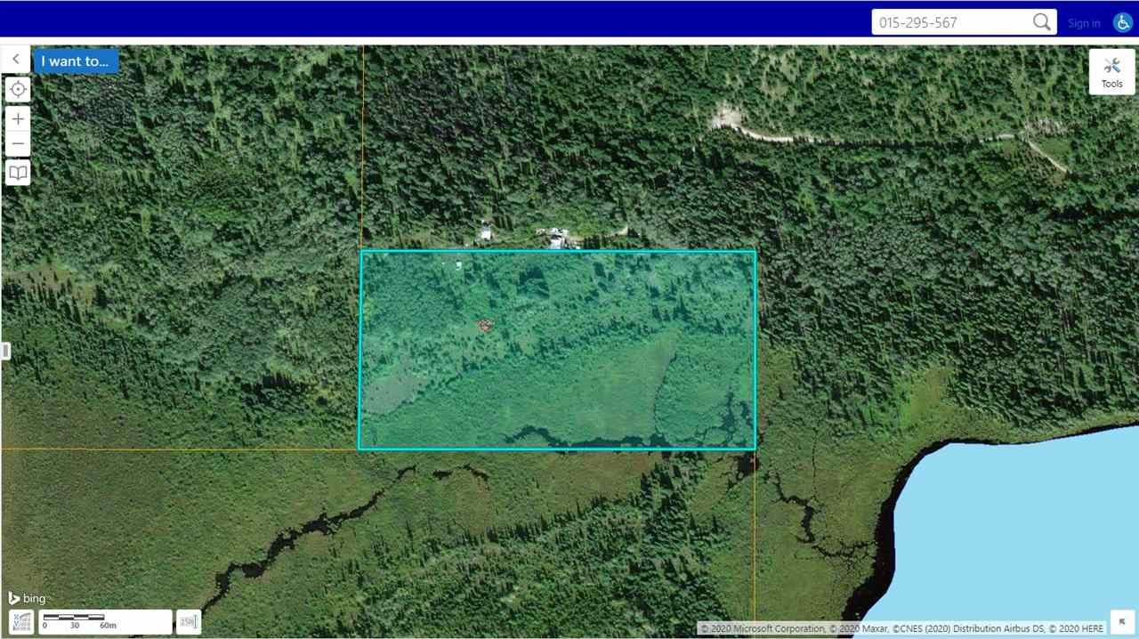 Main Photo: DL 12203 BRADLEY CREEK Road: Forest Grove Land for sale (100 Mile House (Zone 10))  : MLS®# R2561838