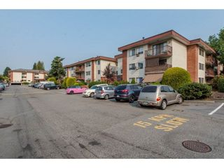 "Photo 1: 105 1909 SALTON Road in Abbotsford: Central Abbotsford Condo for sale in ""Forest Village"" : MLS®# R2295842"