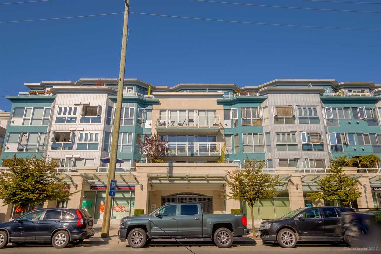 Main Photo: 408 122 E 3RD STREET in North Vancouver: Lower Lonsdale Condo for sale : MLS®# R2393427