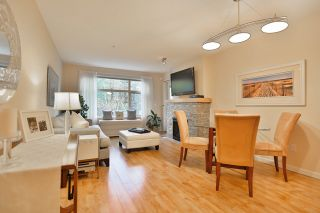 Photo 5: 102 400 KLAHANIE DRIVE in Port Moody: Port Moody Centre Condo for sale : MLS®# R2013966