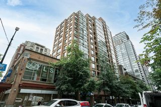 """Photo 1: 1207 822 HOMER Street in Vancouver: Downtown VW Condo for sale in """"The Galileo"""" (Vancouver West)  : MLS®# R2612307"""