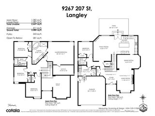 """Photo 34: 9267 207 Street in Langley: Walnut Grove House for sale in """"Greenwood Estates"""" : MLS®# R2582545"""