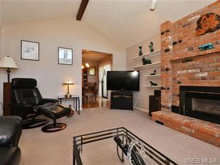 Photo 5: 1287 Lidgate Crt in VICTORIA: SW Strawberry Vale House for sale (Saanich West)  : MLS®# 740676