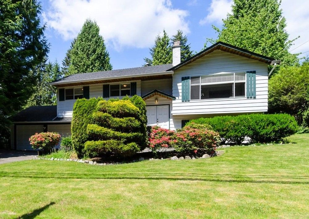 Main Photo: 11329 64TH AVENUE in North Delta: Sunshine Hills Woods House for sale ()  : MLS®# F1441149