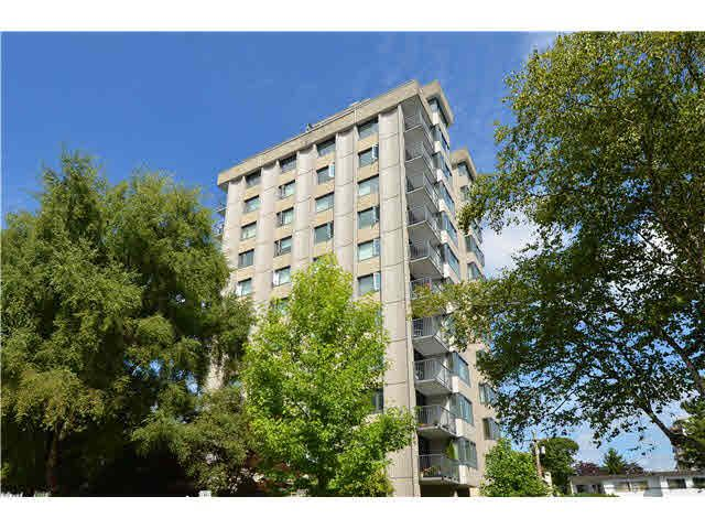 """Main Photo: 1104 2165 W 40TH Avenue in Vancouver: Kerrisdale Condo for sale in """"THE VERONICA"""" (Vancouver West)  : MLS®# V1093673"""