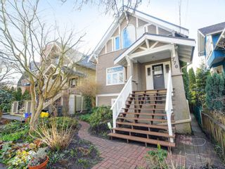 "Photo 1: 770 E 24TH Avenue in Vancouver: Fraser VE House for sale in ""FRASER"" (Vancouver East)  : MLS®# R2442783"